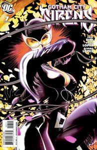 Gotham City Sirens #7 (Ongoing)