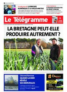 Le Télégramme Quimper – 08 février 2021