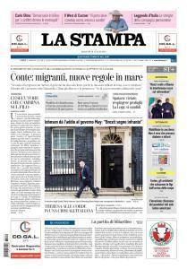 La Stampa Imperia e Sanremo - 10 Luglio 2018