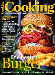 Cooking Austria - 26 April 2019