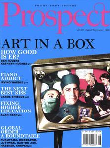 Prospect Magazine - August - September 1999