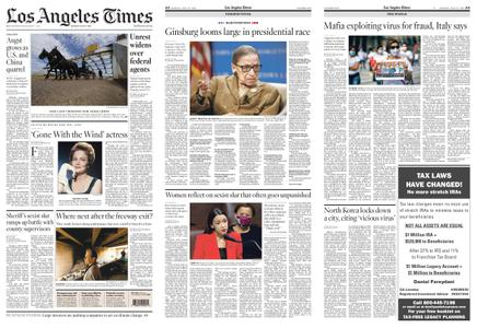 Los Angeles Times – July 27, 2020