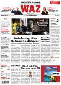 WAZ Westdeutsche Allgemeine Zeitung Oberhausen-Sterkrade - 23. Mai 2019