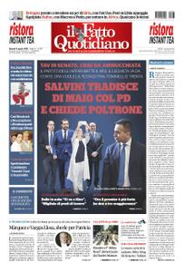 Il Fatto Quotidiano - 08 agosto 2019