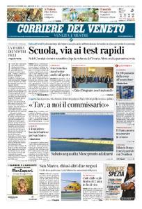 Corriere del Veneto Venezia e Mestre – 30 settembre 2020