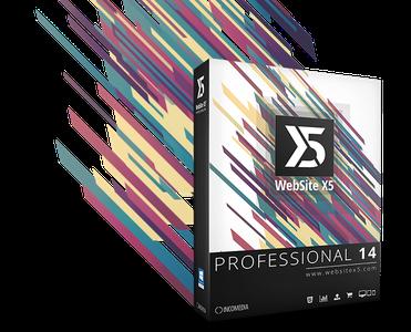 Incomedia WebSite X5 Professional v17.1.2 Multilingual