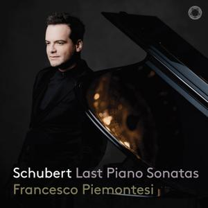 Francesco Piemontesi - Schubert: Piano Sonatas, D. 958-960 (2019) [Official Digital Download 24/96]