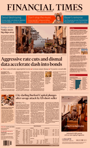 Financial Times UK – 08 August 2019