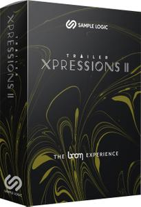Sample Logic Trailer Xpressions II: The BOOM Experience KONTAKT