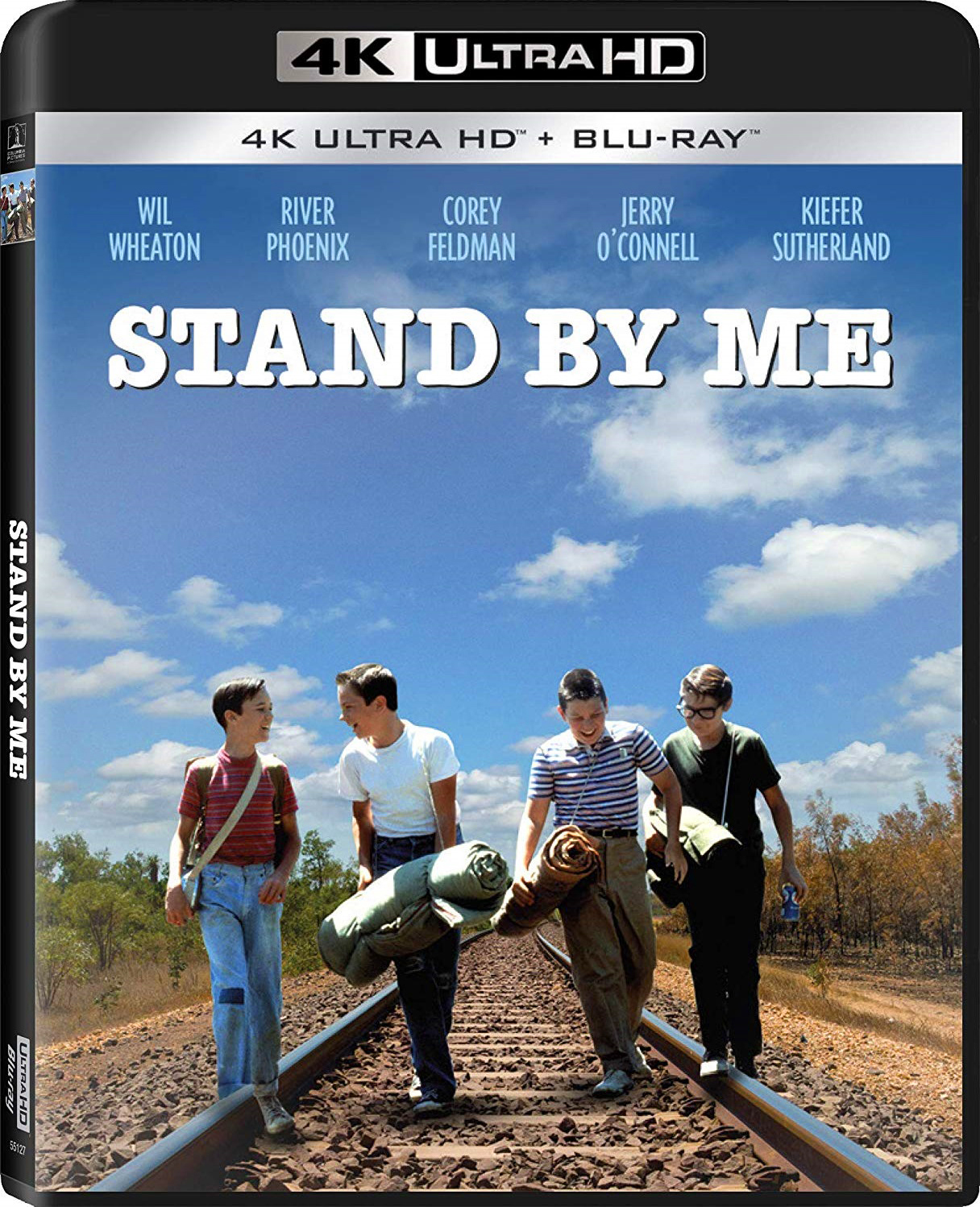 Stand by Me (1986) [4K, Ultra HD]