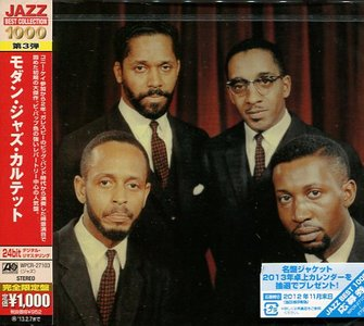 The Modern Jazz Quartet - The Modern Jazz Quartet (1957) {2012 Japan Jazz Best Collection 1000 Series WPCR-27103}