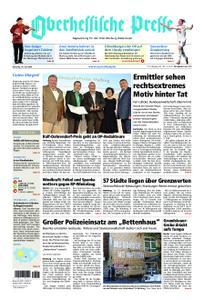 Oberhessische Presse Marburg/Ostkreis - 18. Juni 2019