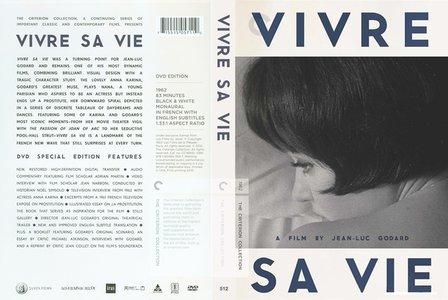 Vivre Sa Vie (1962) [The Criterion Collection #512]
