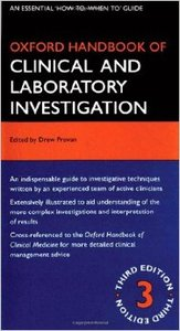 Oxford Handbook of Clinical and Laboratory Investigation, 3 edition (repost)