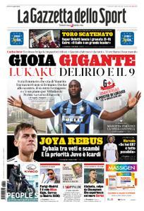 La Gazzetta dello Sport Roma – 09 agosto 2019
