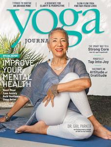 Yoga Journal USA - May 2021