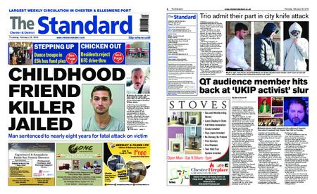 The Standard Chester & District – February 28, 2019