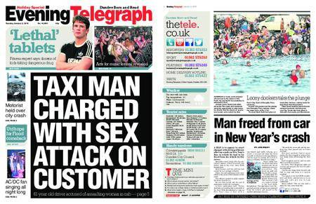 Evening Telegraph First Edition – January 02, 2018