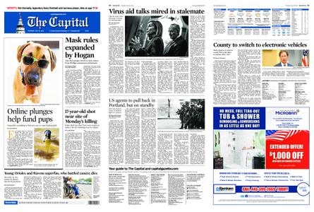 The Capital – July 30, 2020
