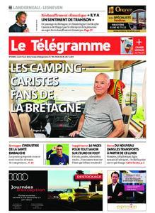 Le Télégramme Landerneau - Lesneven – 07 juin 2021