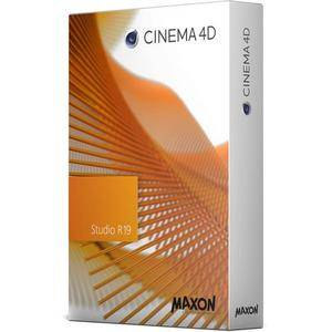 Maxon CINEMA 4D Studio R19.053 Portable
