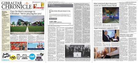 Gibraltar Chronicle – 23 March 2019
