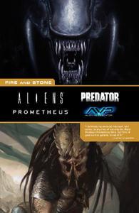 Dark Horse-Aliens Predator Prometheus Avp Fire And Stone 2019 Hybrid Comic eBook