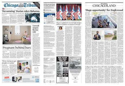 Chicago Tribune – September 02, 2019