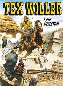 Tex Willer N.5 - I due disertori (03-2019) (Nuova Serie)