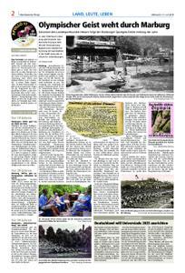 Oberhessische Presse Marburg/Ostkreis - 17. Juli 2019