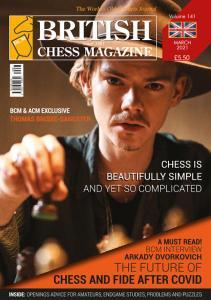 British Chess Magazine - March 2021