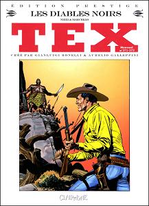 Tex - Tome 56 - Les Diables Noirs