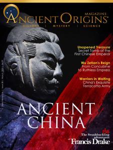 Ancient Origins Magazine – March 2021