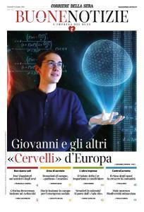 Corriere della Sera Buone Notizie - 8 Giugno 2021