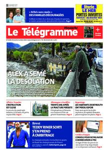 Le Télégramme Brest – 04 octobre 2020