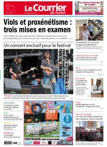 Le Courrier de l'Ouest Nord Anjou – 20 juin 2019