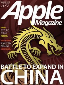 AppleMagazine - January 18, 2019