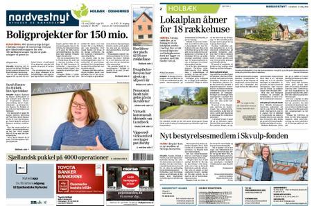 Nordvestnyt Holbæk Odsherred – 13. maj 2020