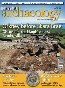 Current Archaeology - Issue 268
