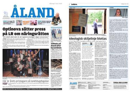 Ålandstidningen – 09 mars 2020