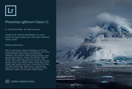 Adobe Photoshop Lightroom Classic CC 2019 v8.4.0.10 + Portable