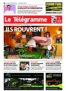 Le Télégramme Landerneau - Lesneven – 09 juin 2021