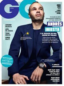 GQ España - junio 2018