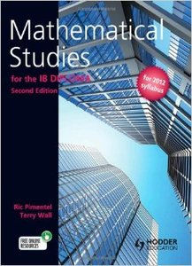 Mathematical Studies for the Ib Diploma (2nd edition) (repost)