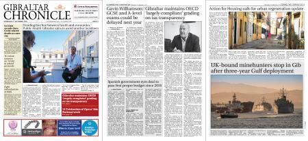 Gibraltar Chronicle – 02 September 2020