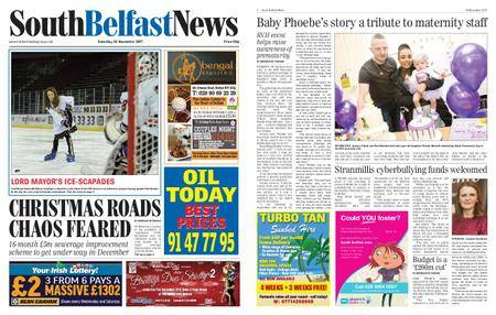 South Belfast News – November 24, 2017