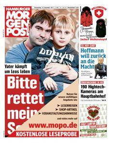 Hamburger Morgenpost - 14. Dezember 2017