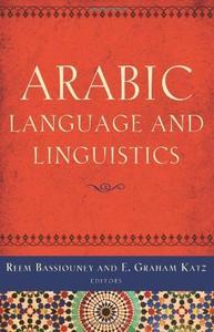 Arabic Language and Linguistics (repost)