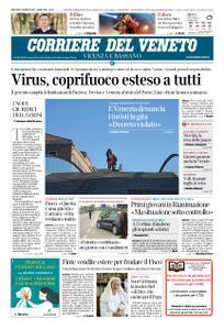 Corriere del Veneto Vicenza e Bassano – 10 marzo 2020