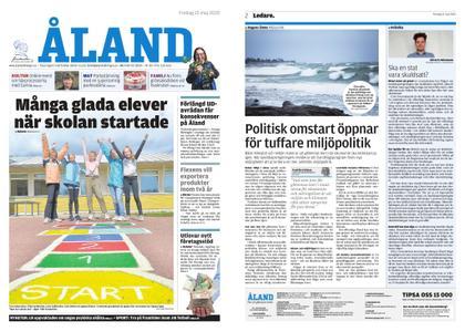 Ålandstidningen – 15 maj 2020